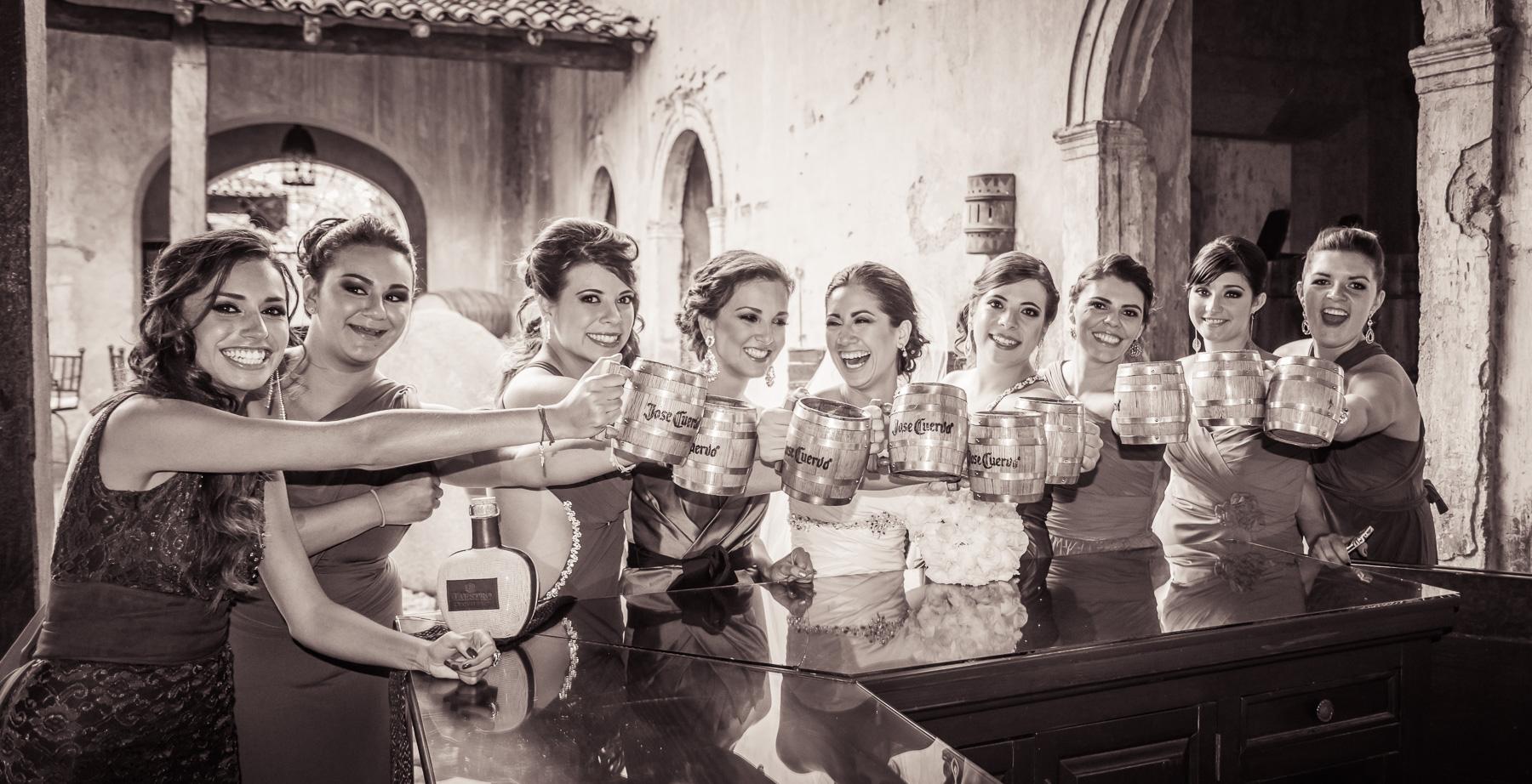 Fotografía para Bodas - Tequila, Jalisco.