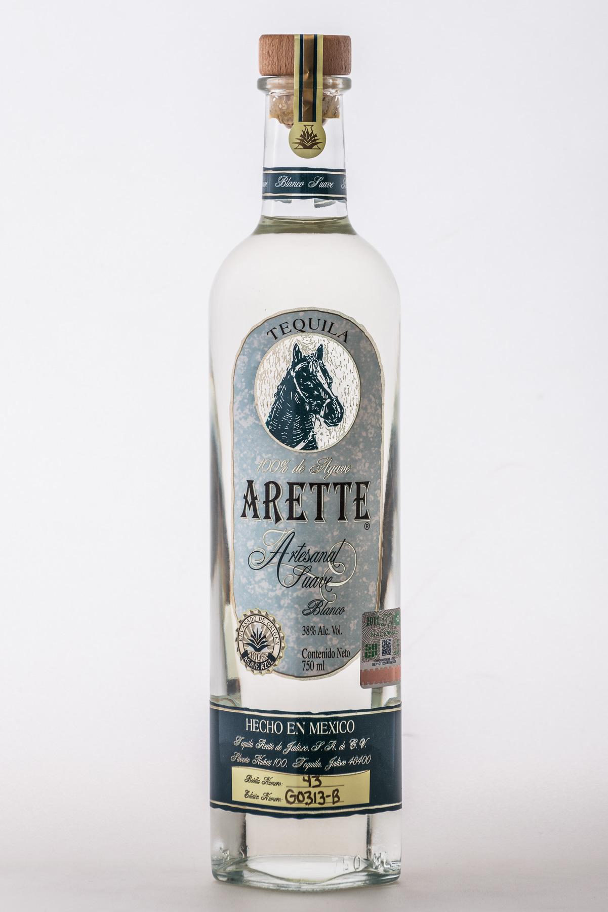 Fotografía Publicitaria Tequila Arette