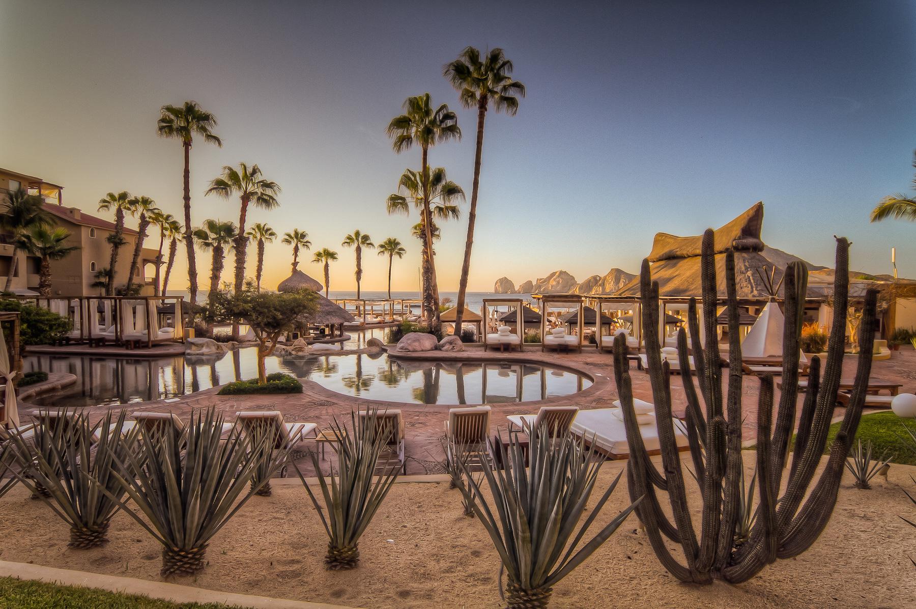 Hoteles en Cabo San Lucas