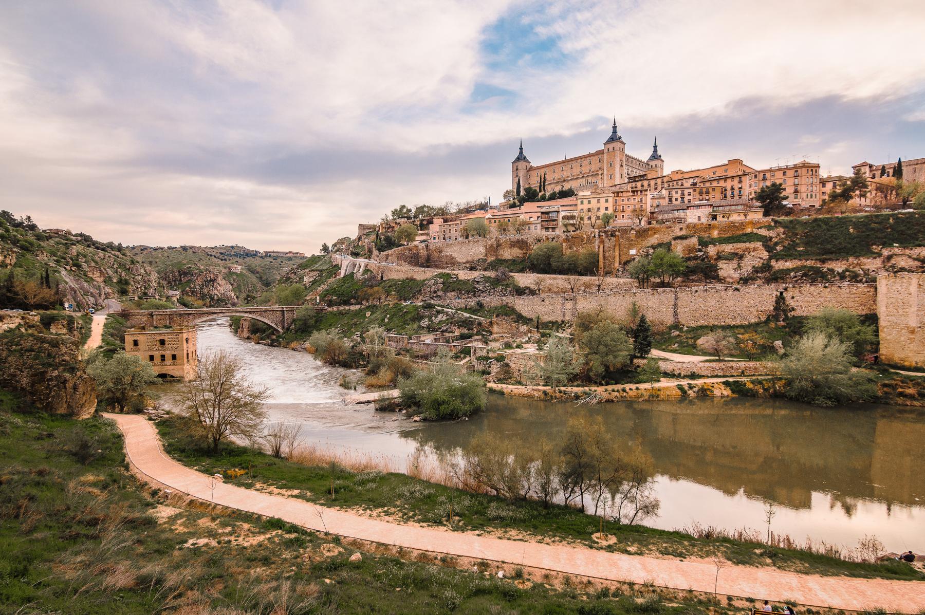 Fotos de Toledo, España.