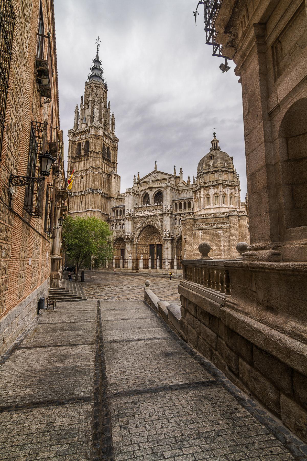 Catedral Primada de Toledo, España.